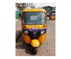Bajaj tricycle