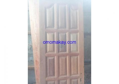 Doors of all kinds / Plywoods