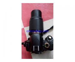 Nikon D60 camera