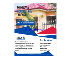 Monrovia Real Estate Agency