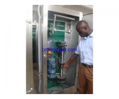 Koyo water machine.