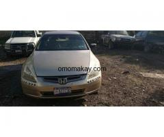Honda Accord 4 Sale