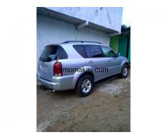 Ssangyong 4x4 for Sale