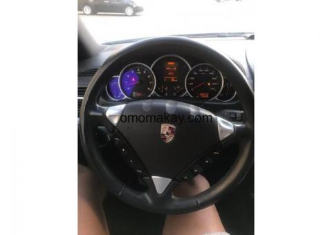 Porsche Cayenne 08