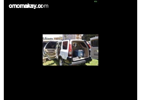 2006 HONDA CRV