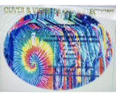 Oliver & Vickie Tie Dye Collection