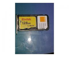 128gb SD card