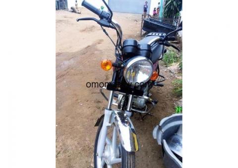 Bajaj Boxer Motorbike