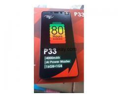 Itel P33 Smartphone