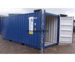 Looking for 40 FT Container