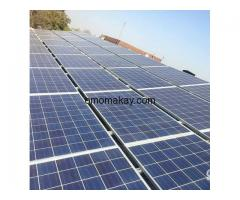 Solar energy  Installation