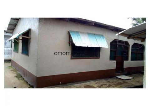 Two bedrooms house for rent
