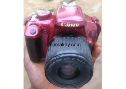 Fairly used Canon