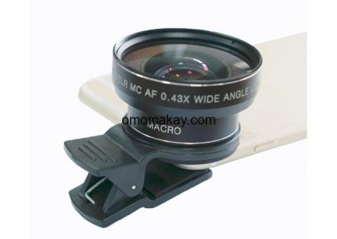 Phone lenses