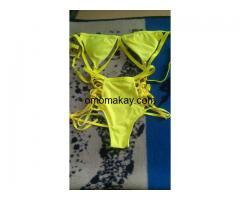 Dashiki Bikini