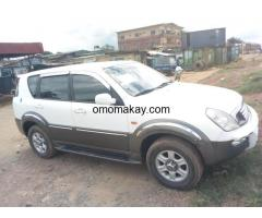 Rexton Jeep for sale