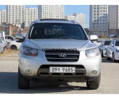 Hyundai Santafe out for sale