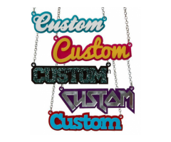 Customized Jewelry