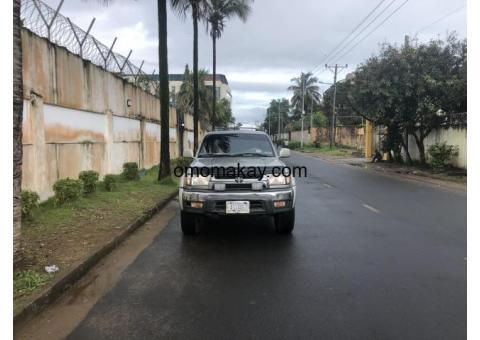Toyota - 4runner - 4WD