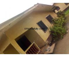 Two bedroom house for rent