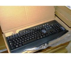 BLACK LENOVO USB KEYBOARDS