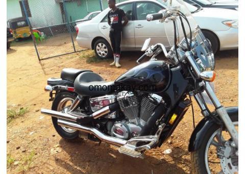 FRESH BRIND NEW HONDA COBRA MOTORBIKE MADE IN USA