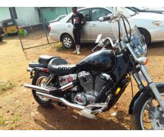 FRESH BRIND NEW HONDA COBRA MOTORBIKE MADE IN USA