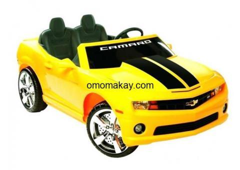 KIDS ELECTRIC-CAR