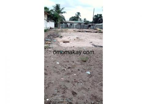 front view land for sale