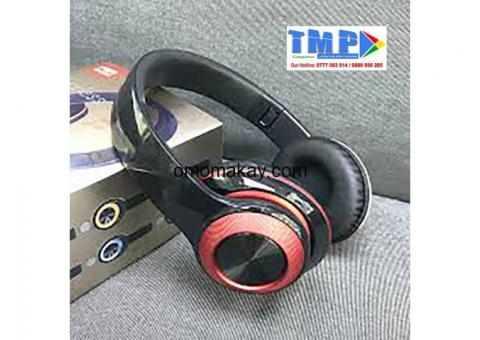 NEW ARRIVALL! QUALITY SOUND Bluetooth Headset P571 Card Radio Game Wireless Headset