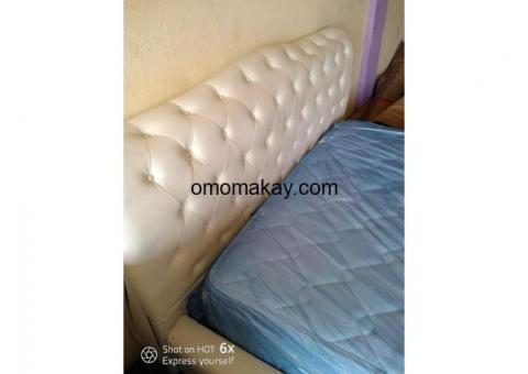 Bed with mattress for sale